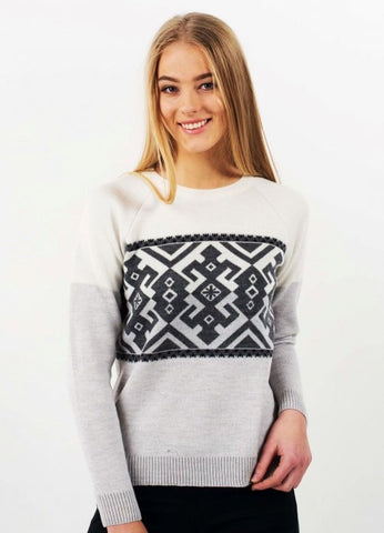 "Woman's sweatshirt ""Folk motives"""