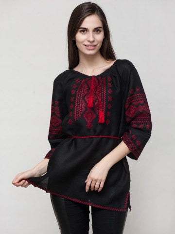 Embroidered blouse F11/2