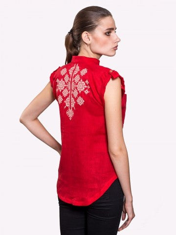 Embroidered blouse ES6