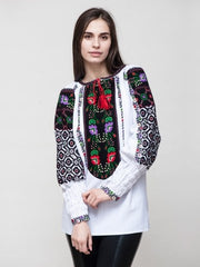Embroidered blouse AB2