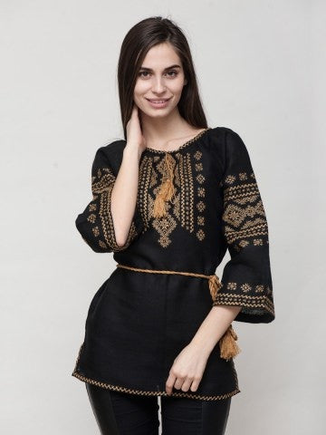 Embroidered blouse F11/3