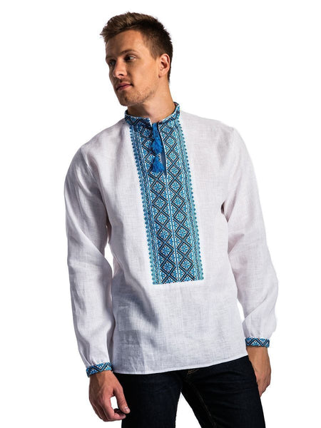 Embroidered men's L23