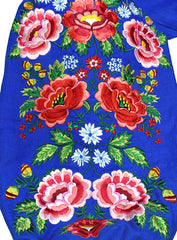 Embroidered dress Petrykivka Colours
