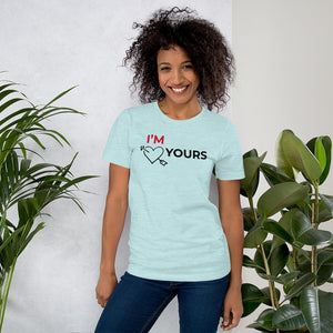 """I'm Yours"" Valentine's Day T"