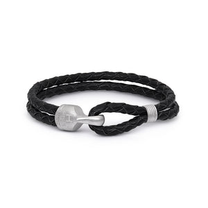 H.Aitch - Matte Hook Bracelet