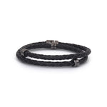 H.Aitch - 18K Black Gold Wrap Bracelet