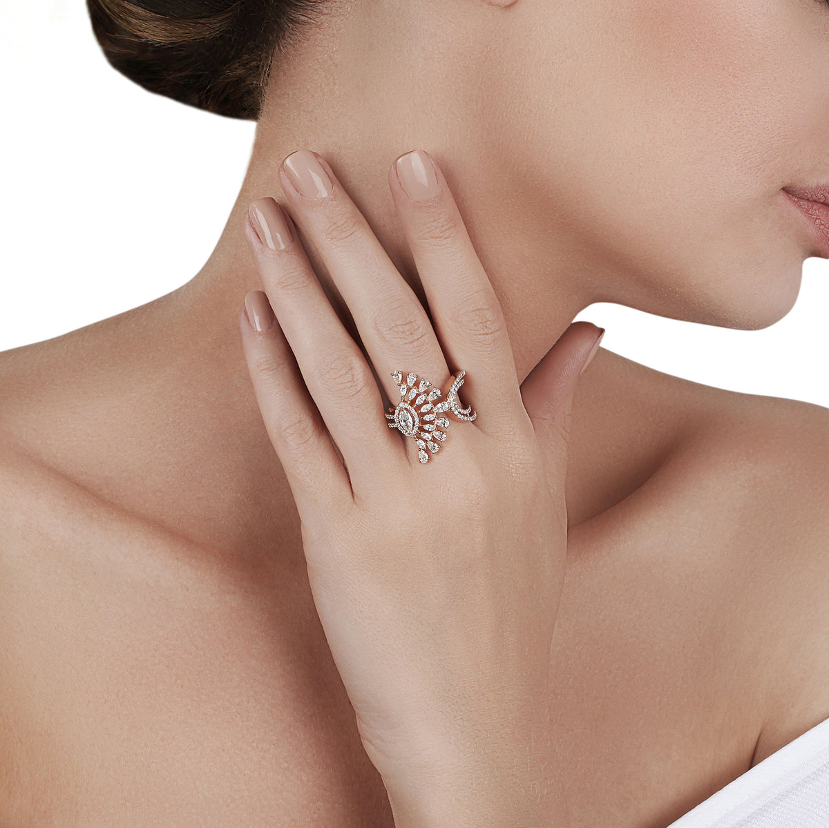 Solitaire ring in Saudi Arabia | best jewelry in Kuwait