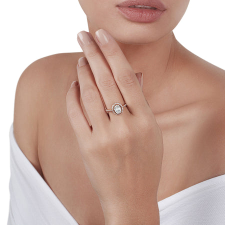 Solitaire ring in Dubai | Jewelry online in Kuwait