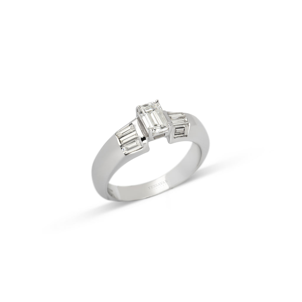 Diamond ring price in KSA | Solitaire ring in Saudi Arabia