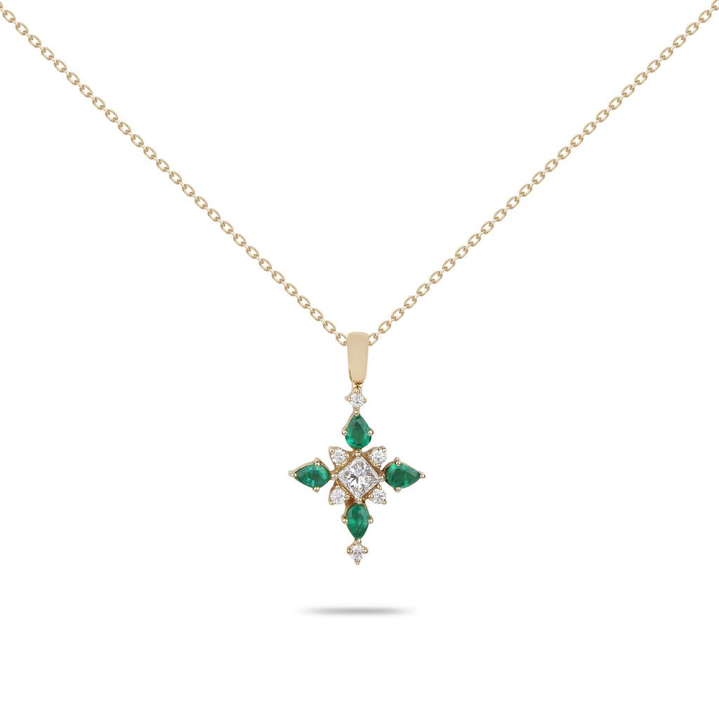 Necklaces with diamonds in UAE | Jewelry online Dubai