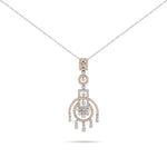 Necklaces with diamonds in UAE | Jewelry online in Kuwait