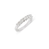 0.12 Ctw Half Diamond Ring Band