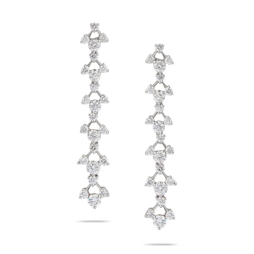Diamond earring in Saudi Arabia | best jewelry in Kuwait