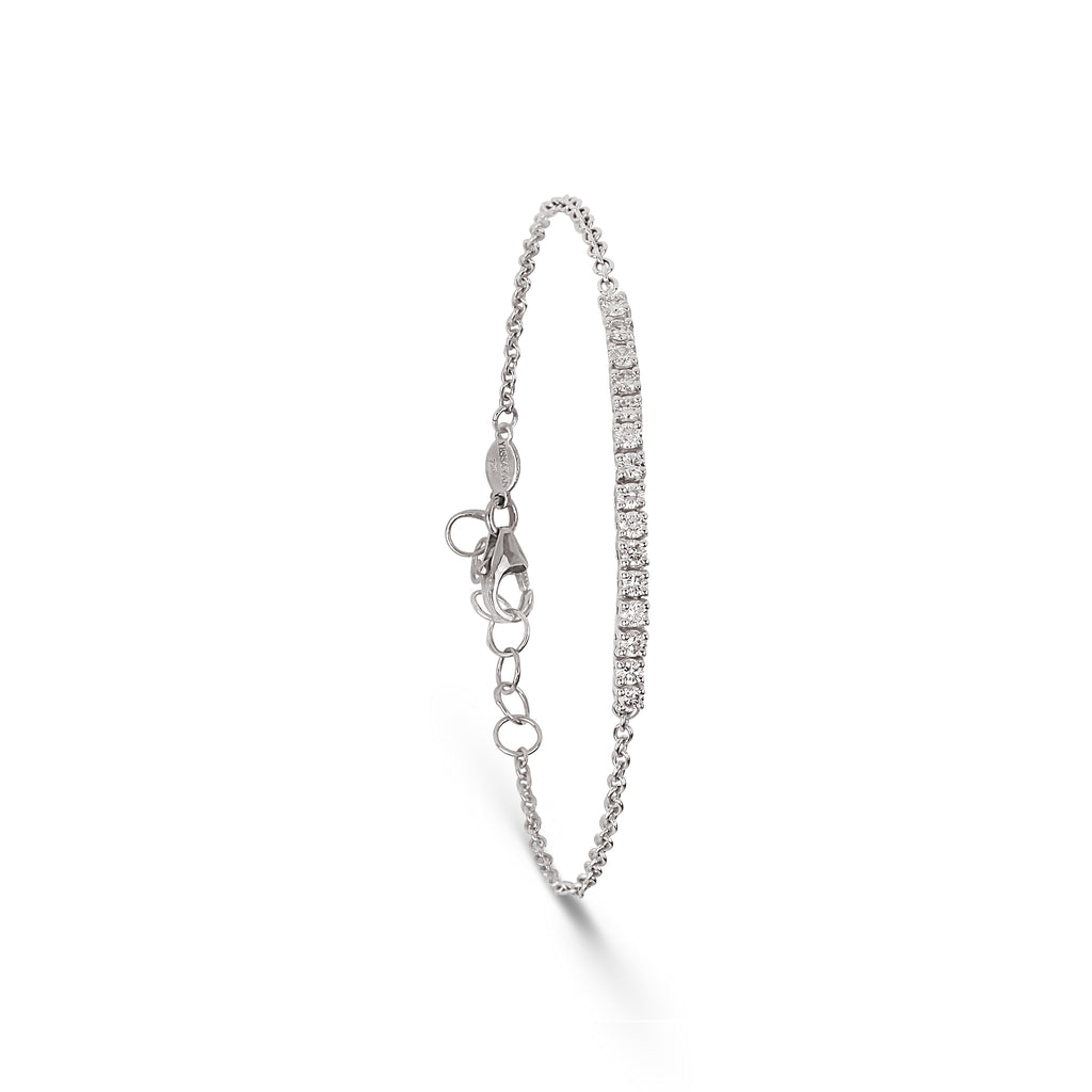 Diamond Chain Bracelet