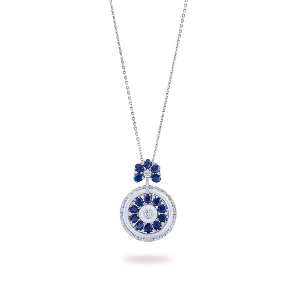 Necklaces with diamonds in UAE |  Online Jewelry Store UAE
