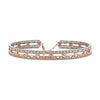 Okre by Yessayan - Rose Gold & White Diamond Choker