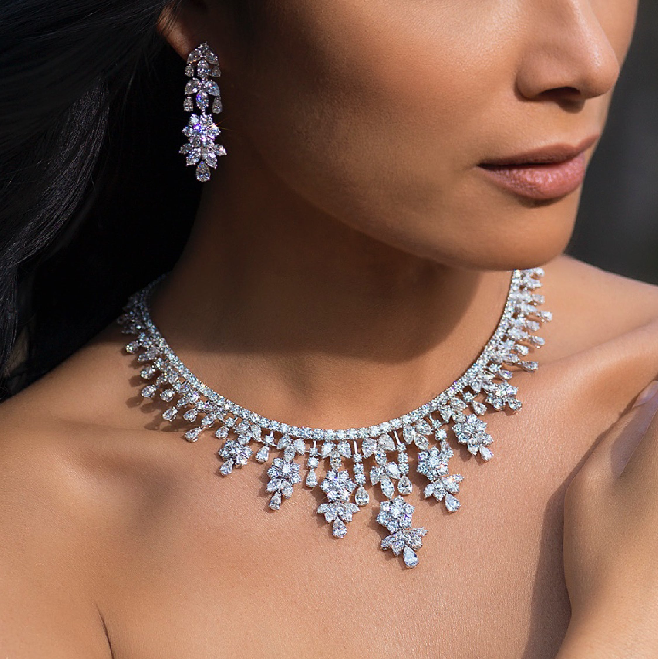 Buy necklace online in Saudi Arabia | Jewellery store in Bahrain