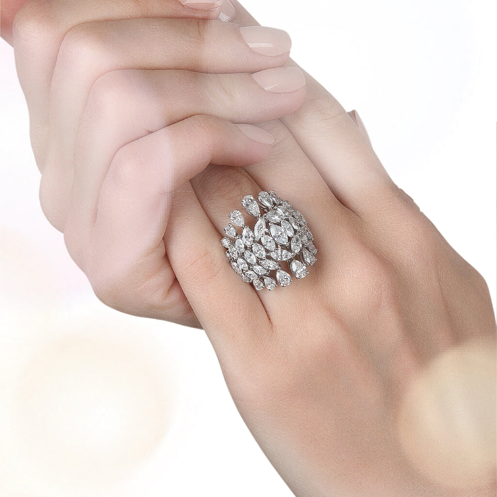 Solitaire ring in Dubai | Jewelry online Dubai