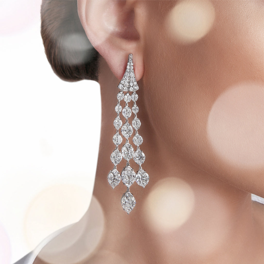 Bridal Jewelry in Dubai | Bridal jewelery set in Dubai