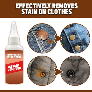 Handy Fabric Rust Stain Instant Remover