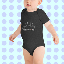Load image into Gallery viewer, VoteFromAbroad Baby Onesie
