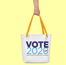 Load image into Gallery viewer, Vote2020 Tote