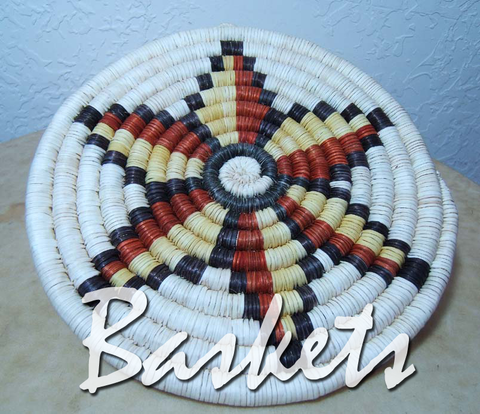 Native American Baskets Header