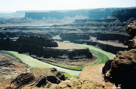 Trip to Zuni - Photo of Dead Horse Point