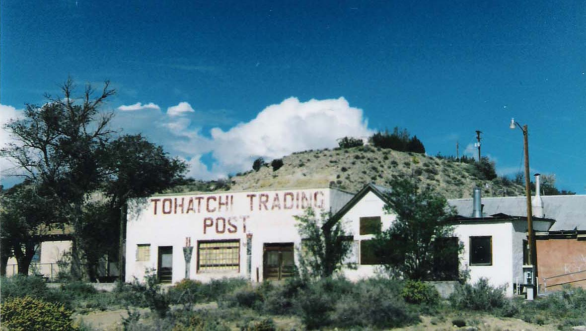Trip to Zuni - Image of Tohatchi Trading Post