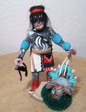 Ray Tom Hemis Kachina  W/Removable Face Mask