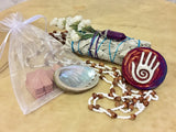 Abundant Health Smudge Kit