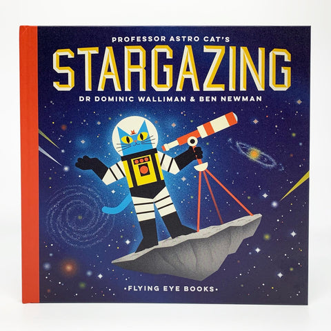 Professor Astro Cat's Stargazing SIGNED