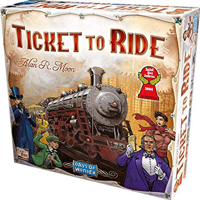 Ticket to Ride (ADD TO CART TO SEE LOW PRICE)