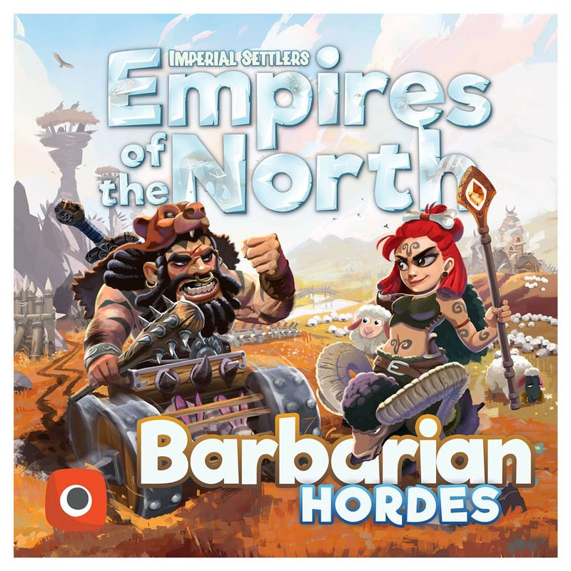 Imperial Settlers: Empires of the North Sea - Barbarian Hordes