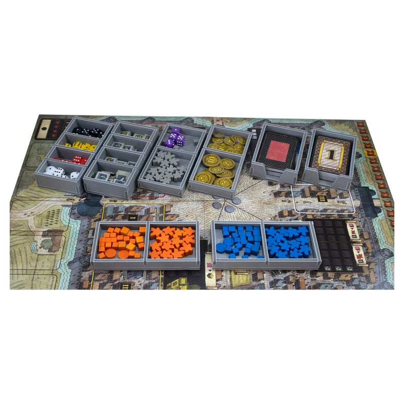 Box Insert: Troyes & Expansion