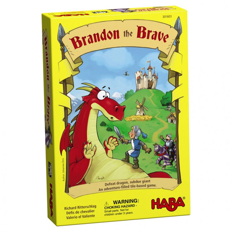 Brandon the Brave (ADD TO CART TO SEE LOW PRICE)