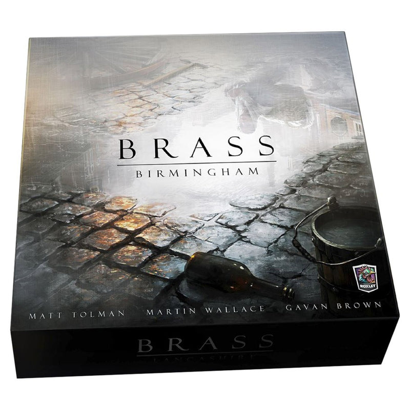Brass: Birmingham (ADD TO CART TO SEE LOW PRICE)
