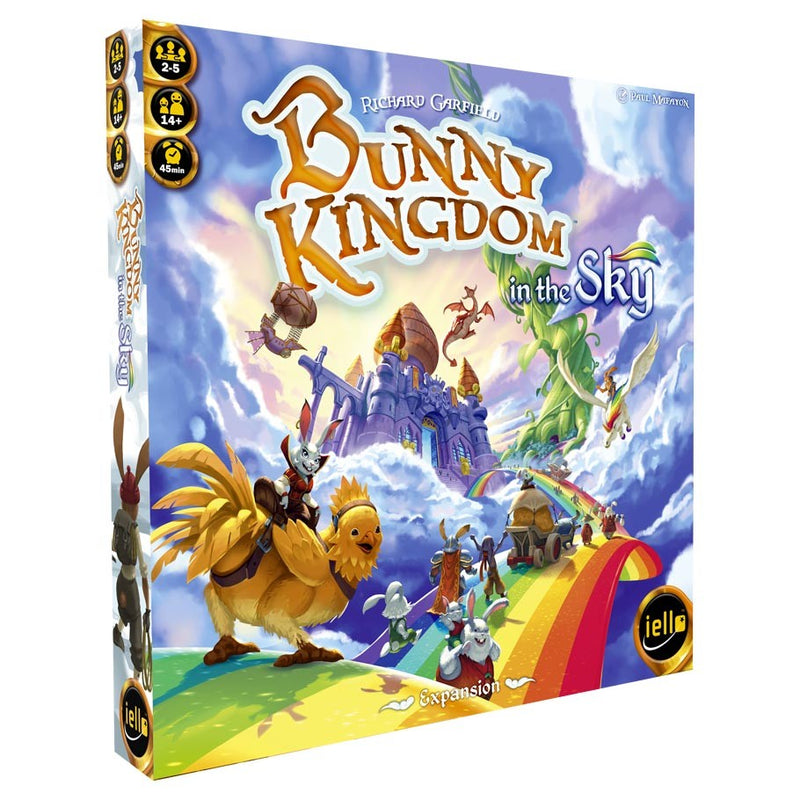 Bunny Kingdom in the Sky (ADD TO CART TO SEE LOW PRICE)