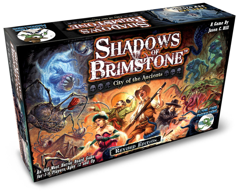 Shadows of Brimstone: City of the Ancients (Revised Ed.)