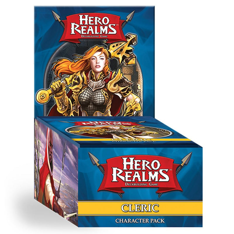 Hero Realms: Cleric Booster Character Pack