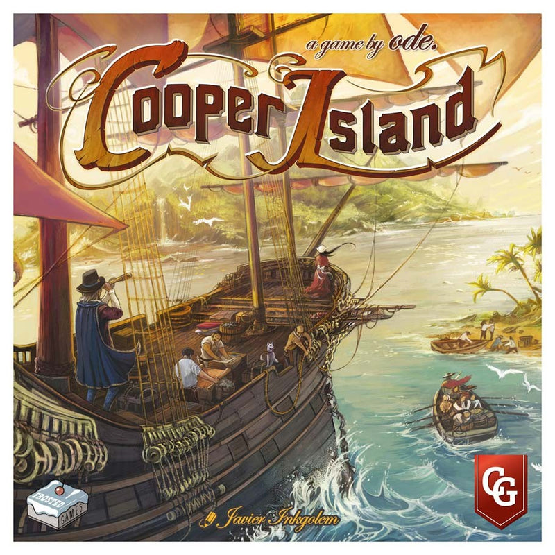 Cooper Island (ADD TO CART TO SEE LOW PRICE)