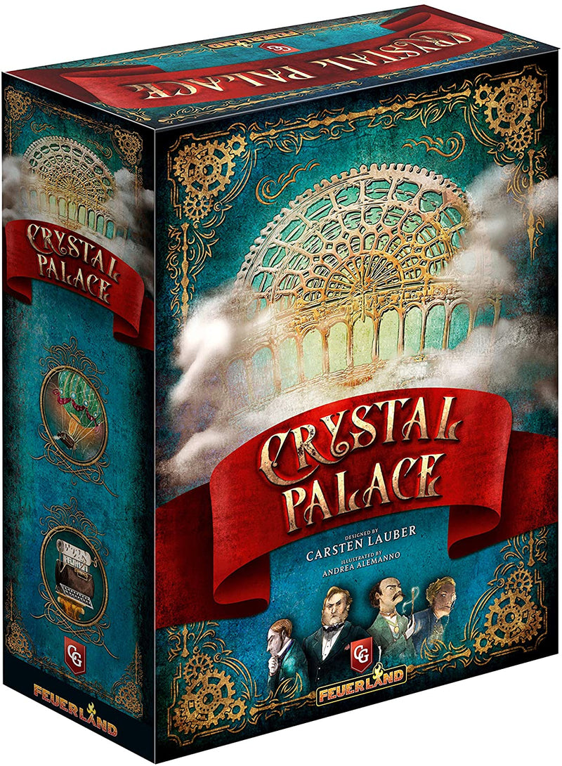 Crystal Palace (ADD TO CART TO SEE LOW PRICE)
