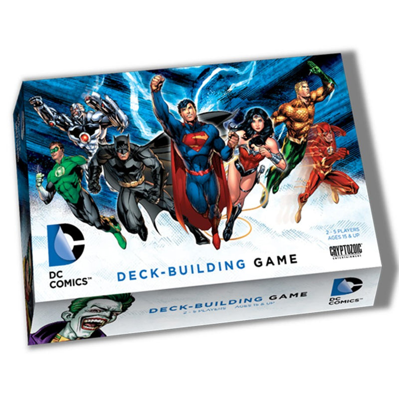 DC Comics Deck Building Game: Core Set (ADD TO CART TO SEE LOW PRICE)