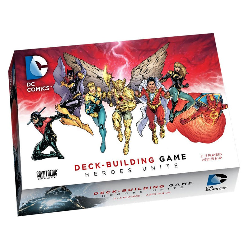 DC Comics Deckbuilding: Heroes Unite (ADD TO CART TO SEE LOW PRICE)