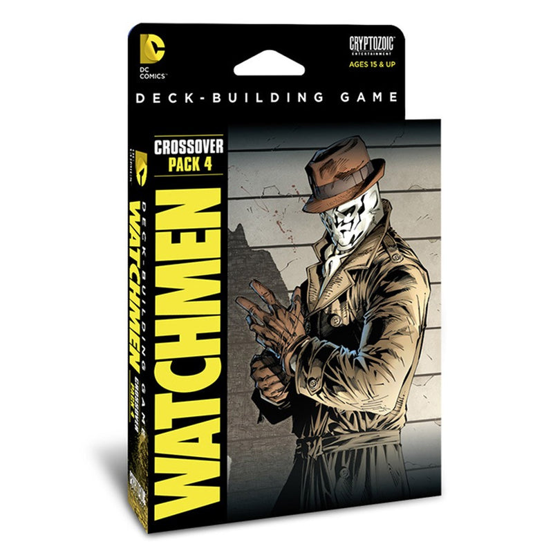 DC Comics Deck Building Game: Crossover Pack 4 - Watchmen (ADD TO CART TO SEE LOW PRICE)