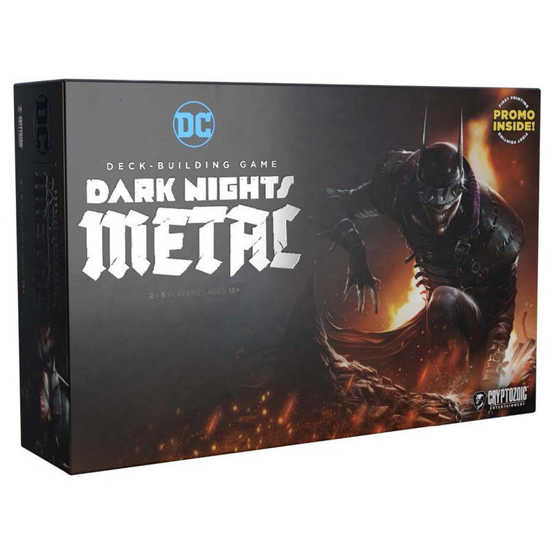DC Comics Deck Building Game: Dark Nights Metal (ADD TO CART TO SEE LOW PRICE)