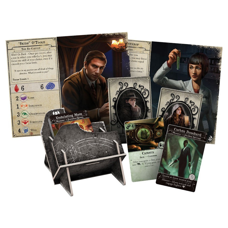 Arkham Horror (3rd Edition): Dead of Night Expansion