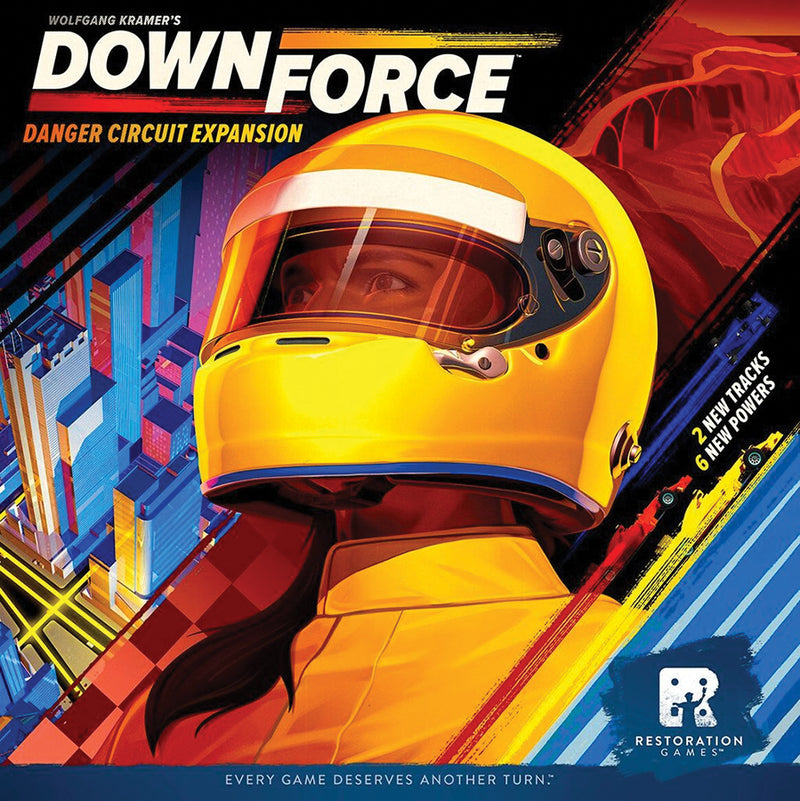 Downforce: Danger Circuit (ADD TO CART TO SEE LOW PRICE)