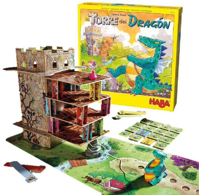 Dragon's Tower (ADD TO CART TO SEE PRICE)