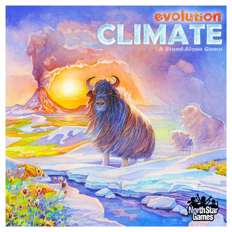 Evolution: Climate (ADD TO CART TO SEE LOW PRICE)